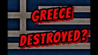 What Destroyed Greece
