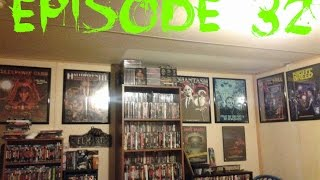 Ep 32: Entire DVD/Blu-ray Collection   2015