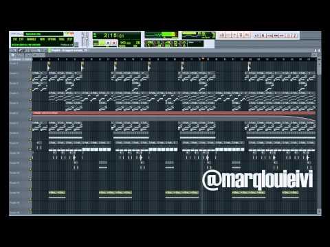 Lil B X Roscoe Dash - We Splashin Instrumental Download [HD]