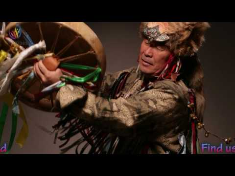 Shamanic Consciousness ☮ Tuvan Throat Singing & Shamanic Drumming ☮ Tuvan Mantra & Ritual Chants