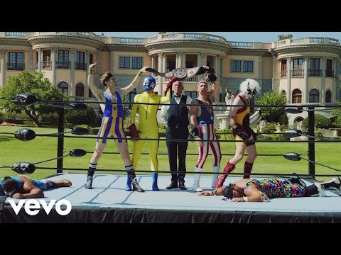 5 Seconds of Summer - Hey Everybody! (Official Video)