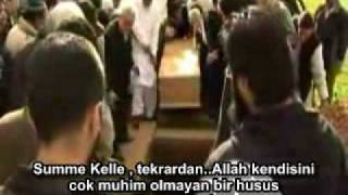 ölüm ve kabir hakkinda bir hatirlatma(Turkce Altyazili),A reminder about death