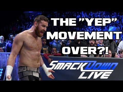"WWE Smackdown Live 1/30/18 Full Show Review: NEW 205 LIVE GM, IS THE ""YEP"" MOVEMENT OVER!?"