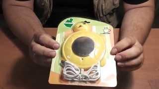 Чайная USB черепашка - Обзор