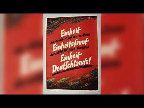 Ernst Busch - Song of the United Front / Einheitsfrontlied (German / Russian)