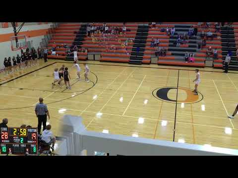 Ogallala High School vs. Lexington High Varsity Womens' Basketball