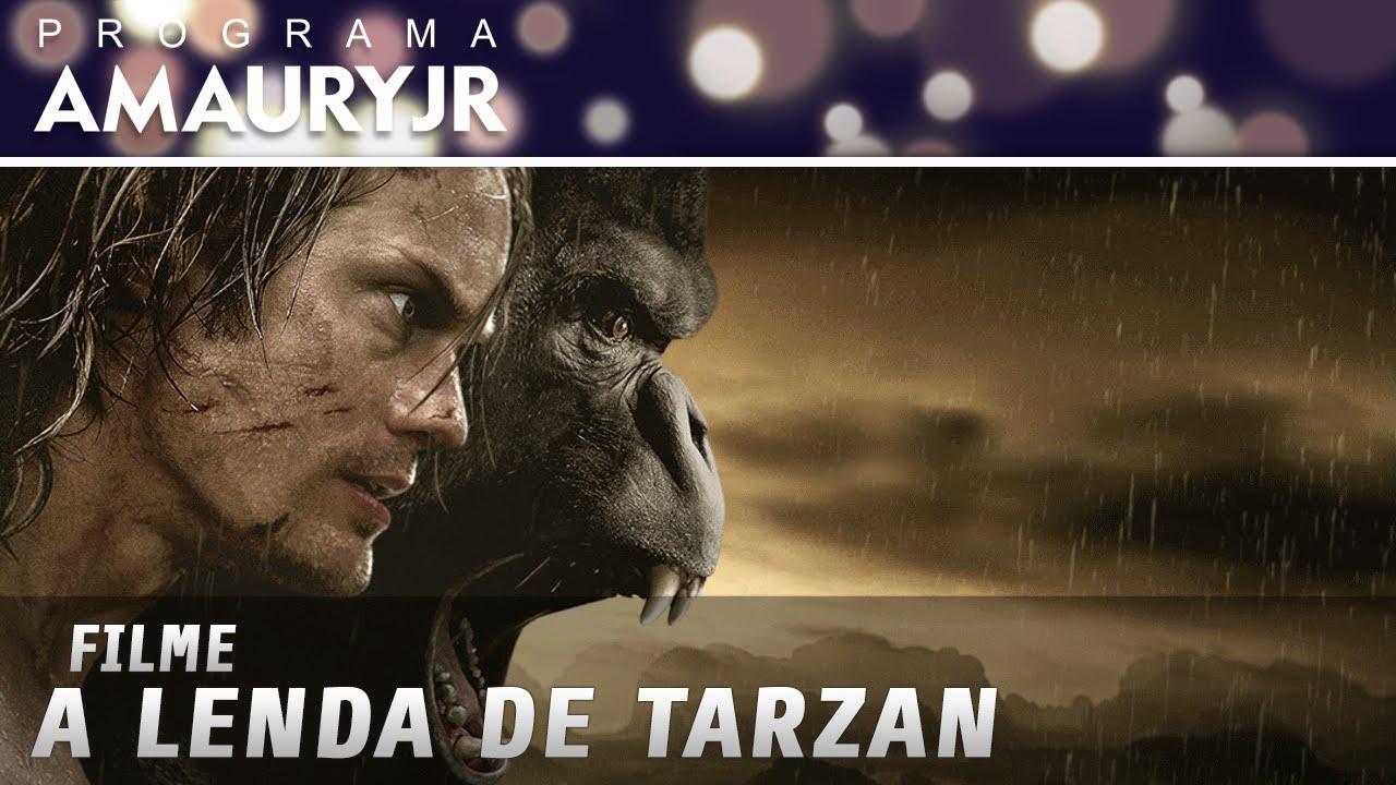 Filme - A Lenda de Tarzan