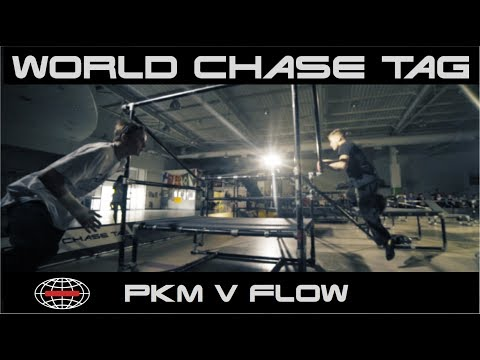 WCT2 Qualifiers. Match 1 - PK Monsters v Flow - Pt.1 of 7.