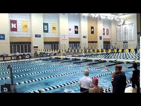 Purdue Swimming Friday 50 Sprints Vs Msu Youtube