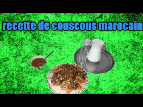 recette-de-couscous-marocain...💯😋
