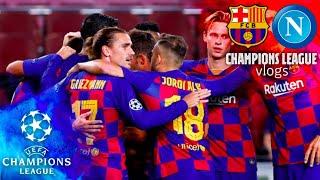 INTO THE QUARTER FINALS!!! ✈️🇵🇹   Champions League VLOG