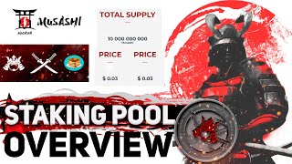 MUSASHI FINANCE | Japanese legend has landed on blockchain!
