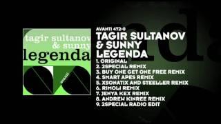 Tagir Sultanov & Sunny - Legenda
