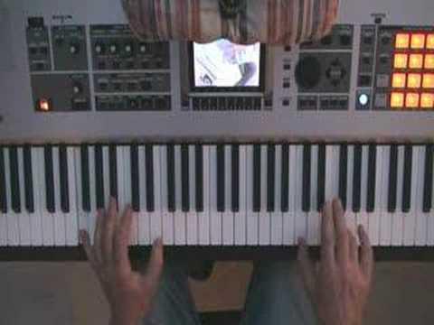 Love Bites - Def Leppard, My Piano version