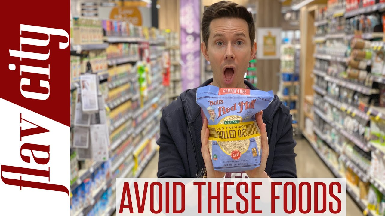 There's Weed Killer In The Foods You Eat Every Day – Here's How To Avoid it