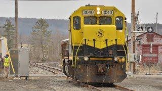 [HD] NYSW 3040 Utica Branch to Binghamton Move