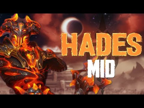 WAIT! WE ARE GONNA BUFF THIS GOD?! - Incon - Smite - Hades Mid