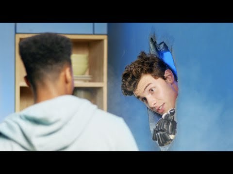 """""""Play Capital"""" - Shawn Mendes & Camila Cabello Cause Havoc In Our New Advert"""