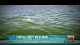 SHARK BOY to go 'Reality'? - a CNN story - Apr 24 2012s
