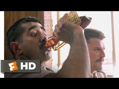 Super Troopers (1/5) Movie CLIP - Chugging Syrup (2001) HD