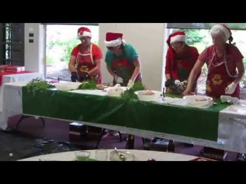 2014 Women's Christmas Party Skit