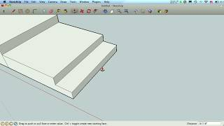 Sketchup for Woodworkers - Getting Started, Part 1
