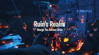 RUIN'S REALM - Charge the Ancient Seals! - *FEATURED* in Fortnite Creative!