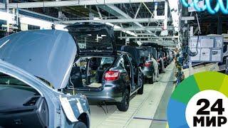 Россия и Казахстан наращивают сотрудничество в сфере машиностроения - МИР 24