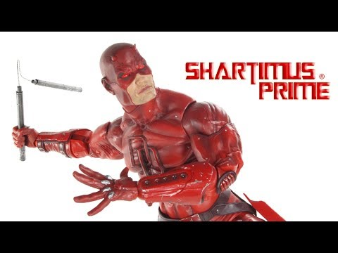 NECA Daredevil 1:4 Scale Marvel Comics 18 Inch Action Figure Toy Review