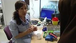 Opastusvideo: Kouvolan kaupungin laboratoriot