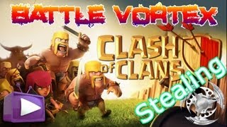 Clash of Clans Episode 25 - Attacking for Resources