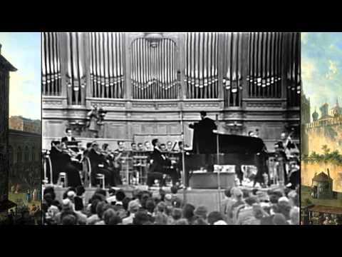 Van Cliburn - L.V. Beethoven Piano Concerto n° 5