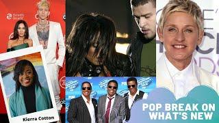Ellen DeGeneres announces her show is ending next year in today's Pop Break