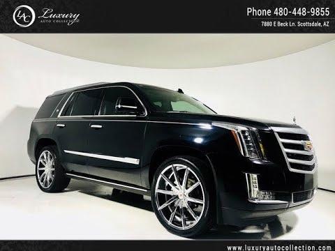 #2084 | 2015 Cadillac Escalade Premium | For Sale Scottsdale, AZ