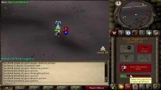 Maxed Peity Old School Runescape Pking   I Specs I 07 PK Video 1