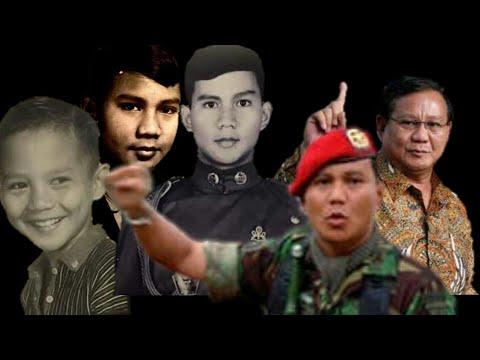 Prabowo Subianto Umur 3 - 67 Tahun