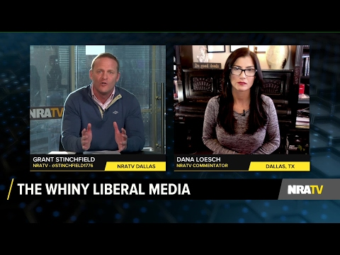 Dana Loesch: Calling out the Liberal Media's Whining