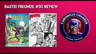 NOW OUT: Bastei Freunde #50, Celebrating The Phantom (REVIEW)