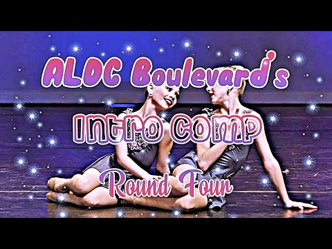 ALDC Boulevard's Intro Comp//Round 4