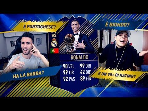 INDOVINA CHI con i TOTY! w/ ENRY LAZZA | FIFA 18 [ITA]