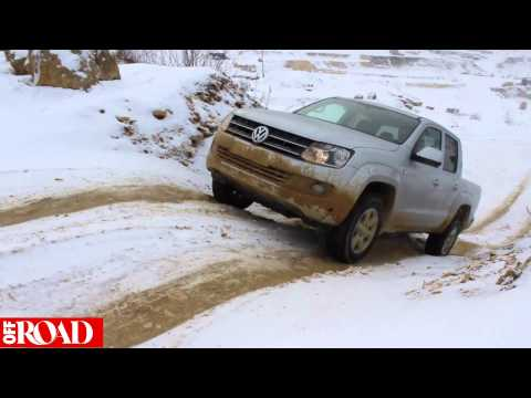 OFF ROAD-Megatest: Ford Ranger, Isuzu D-Max, Nissan Navara, VW Amarok Travel Video