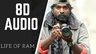 The life of ram 8D AUDIO song || 96 || use headphone 4 better experience