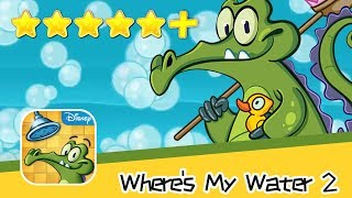 Where's My Water? 2 Chapter 4 Level 95 Walkthrough All Levels 3 Stars! Recommend index five stars+