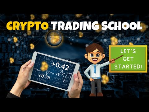 Crypto Trading School | Free Cryptocurrency Trading Courses