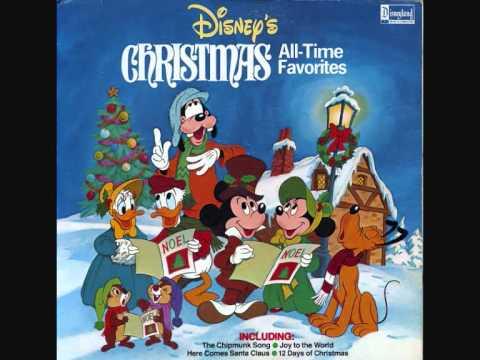 The Twelve Days Of Christmas - Disney Christmas Songs