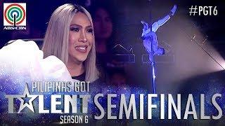 Pilipinas Got Talent 2018 Semifinals: Johnny Villanueva - Pole Dancing