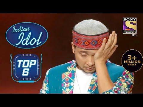 Pawandeep क्यों हुआ Emotional गाने के बीच में?   Indian Idol   Top 6