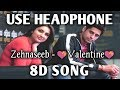 8D song | Zehnaseeb full song | Parineeti Chopra, Sidharth | Music Live-India