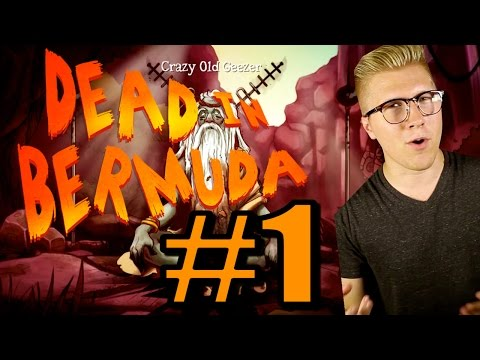 Dead in Bermuda Let's Play [Tutorial Gameplay] Part 1 - Intro!