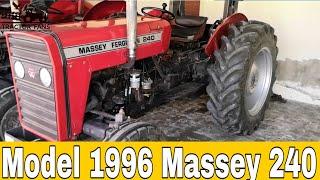 Old Massey Ferguson 240 Model 1996